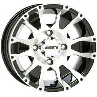 156 STI C7 HD Alloy Wheel 14x7 4.0 + 3.0 Machined POLARIS