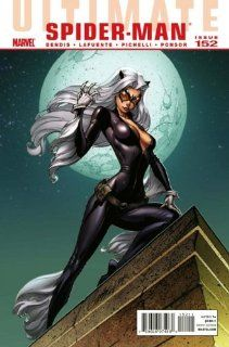 Ultimate Comics Spider man #152 The Black Cat Appearance