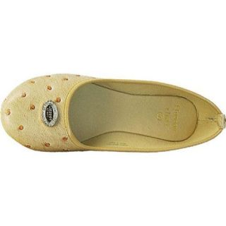 Womens Vecceli Italy BF 101 Beige Ostrich Compressed Leather