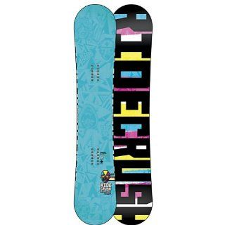 Ride Crush Freestyle Snowboard 2012   158: Sports & Outdoors