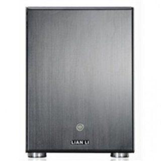 Lian Li PC Q25B Black Aluminum Mini Tower Mini ITX