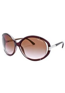 Sandrine Fashion Sunglasses Backspray Rose Gold/Violet