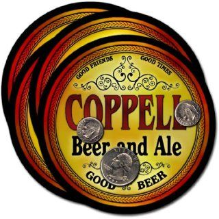 Coppell, TX Beer & Ale Coasters   4pk: Everything Else