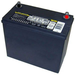 AGM Toyota Prius Auxiliary Battery   Made in the USA