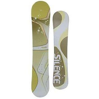 Silence Snowboard Astral Snowboard 150cm wood core womens