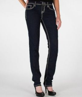 Miss Me Easy Skinny Stretch Jean DK 154 Clothing