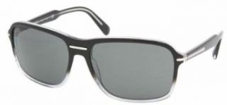 Prada Sunglasses SPR 02N ZXA1A1 Clothing