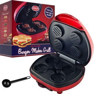 Electric Mini Burger Maker Grill