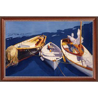 Pam Pahl Three Classics Framed Canvas Art