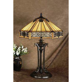 European Tiffany style Table Lamp