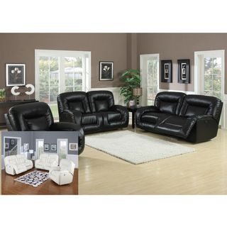 Bruno Double Reclining Power Sofa