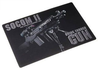 Springfield Armory SOCOM II 2 Bring Enough Gun Rubber