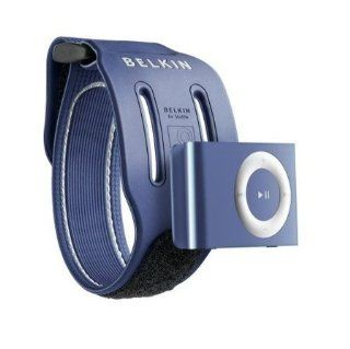 Belkin iPod Shuffle Armband   Purple (F8Z156 PUR) GPS