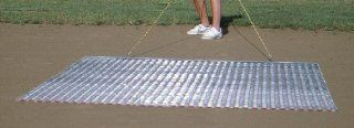 Baseball Infield Drag Mat   6 wide x 2 deep Sports