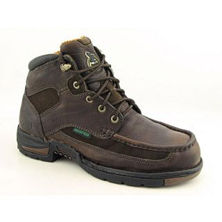Georgia Mens Athens Brown Boots Wide Was $105.99 Today $72.99 Save