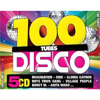 100 TUBES DISCO   Compilation   Achat CD COMPILATION pas cher