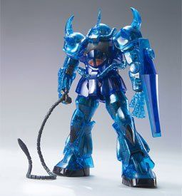 MG Gouf Ver.2.0 Super Expo Tokyo Limited Transparent blue