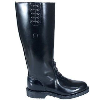Chippewa Mens Trooper Uniform Motorcycle Leather Boot Shoes