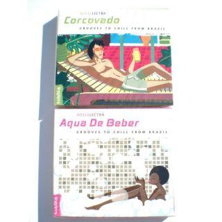Aqua de Beber / Cor   Achat CD COMPILATION pas cher