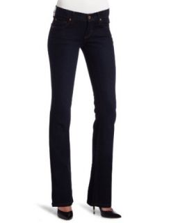 James Jeans Womens Petite Bootcut Jeans Clothing