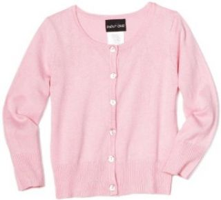 Paperdoll Girls 2 6X Basic Long Sleeve Cardigan, Light