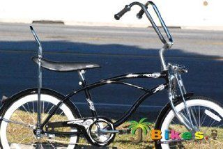 Micargi Hero 20 Boys Kids Low Rider Beach Cruiser Bicycle