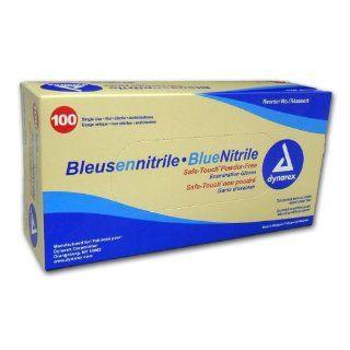 GLOVE N/S NITRILE PF 2514 XL 100BX DYNAREX CORP. Health