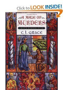 Maze of Murders A Medieval Mystery Featuring Kathryn Swinbrooke C