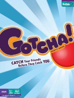 Gotcha! Board Game: Toys & Games