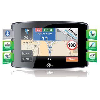 GPS Mappy Iti S439 CAV   Achat / Vente GPS AUTONOME GPS Mappy Iti S439