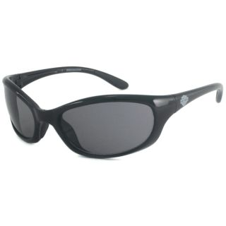 Harley Davidson Unisex HDS593 Wrap Sunglasses