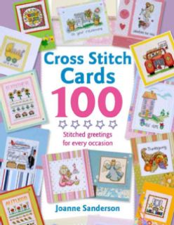 Cross Stitch Cards 100 (Paperback)