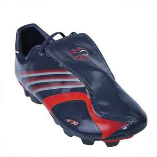 Adidas F30.6 TRXFG Noir Rouge 464637   Chaussure Foot Adidas F30.6