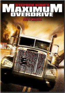 Maximum Overdrive Emilio Estevez, Pat Hingle, Laura
