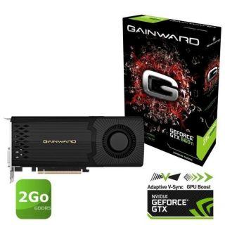 Gainward GTX660 Ti 2Go GDDR5 OC   Achat / Vente CARTE GRAPHIQUE