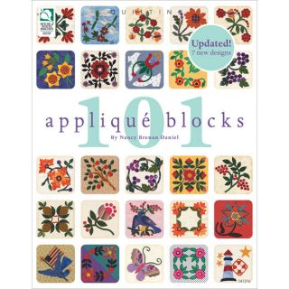 House Of White Birches 101 Applique Blocks