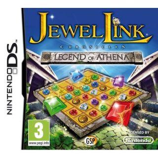 JEWEL LINK CHRONICLES LEGEND OF ATHENA / Jeu DS   Achat / Vente DS
