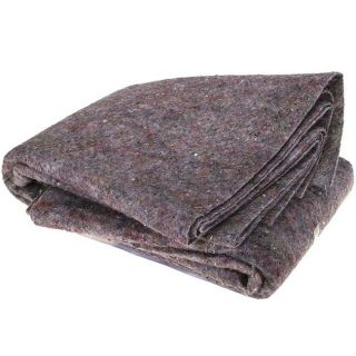 Soft Nylon Felt 72 x 80 Textile Moving Blankets (Pack of Three