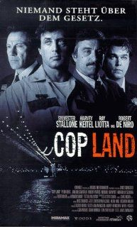 Cop Land [VHS]: Sylvester Stallone, Harvey Keitel, Ray
