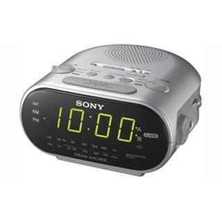 SONY ICF C318S   Achat / Vente RADIO REVEIL SONY ICF C318S