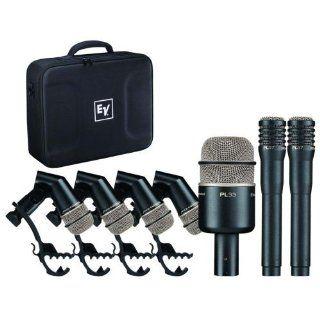 Electro Voice PL DK7 Drum Mic Pack GPS & Navigation