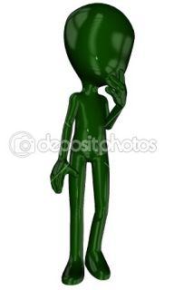 Michael cartoon character  Stock Photo © Patrik Ruzic #3536055