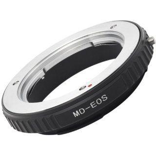 Minolta MD MC Lens to Canon EOS EF adapter 5D 7D 550D 600D
