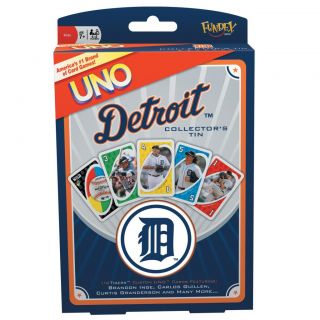 Detroit Tigers UNO Card Game