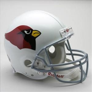 ST. LOUIS CARDINALS 1960 1987 Riddell Pro Line Throwback