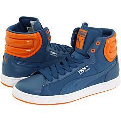 Puma First Round S Mix Stellar Blue/Team Orange Athletic
