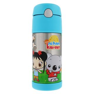 Thermos TherMax Funtainer Nickelodeon Ni Hao Kai Lan 12 oz Beverage