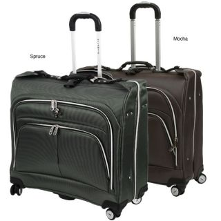 Atlantic Odyssey Spinner Garment Bag