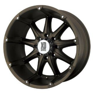 XD Series Badlands XD779 Bronze CU50 Wheel (20x9/8x170mm)