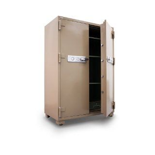 Mesa Safe MFS170DD E Double Door 2 Hour Fire Rated Office Safe, Steel